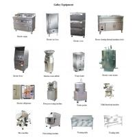 Marine galley equipment and laundry device,marine cooker,frying pan,electric range,oup boiler,steam rick cooker Manufactures