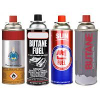 China Butane Fuel Cartridge 220g-250g            butane fuel           special camping         printing samples on sale
