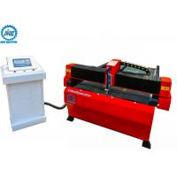 Cnc Plasma Metal Cutting Machine 1325 With High Cutting Speed CE Approved Manufactures
