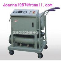 Buy cheap Coalesce and Separator Diesel oil purification, Fuel oil filtering machine,oil purifier from wholesalers