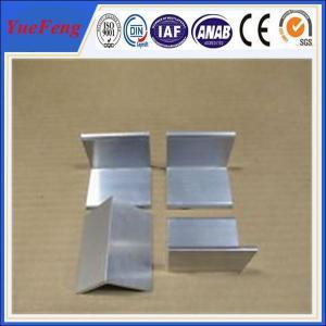Aluminium price per kg aluminum angle profile in china Manufactures