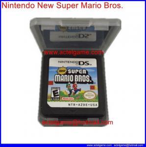 Nintendo New Super Mario Bros. Manufactures