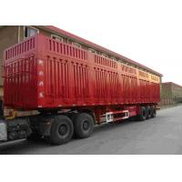 China 3-5 Axles  Dump Truck Trailer 60-100 Tons Capacity Semi Dump Trailers For Coal on sale