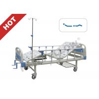 Powder - coated Steel Medical Hospital Beds Manufactures