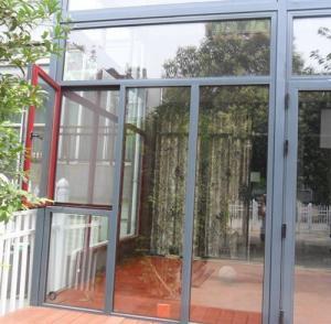 Aluminium Door & Window Frame Manufactures