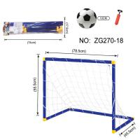 Easy Score outdoor Soccer goal Set football toy games with net basketball toy Manufactures