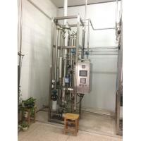China China Pharmaceutical Water Equipment /Multi Effect Distillation/Multi Column Distillation Plant on sale