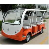 DV2116/2117-Eleven Seats E-Sightseeing Cart Manufactures