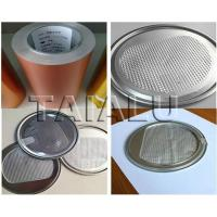 China 8011 0.06-0.09mm  lacquer aluminium foil used for easy peel lids on sale