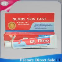 10g Topical Dr. Numb Anaesthetic Numb Pain Stop Cream Painless Pain Relief Cream For Laser Hair Removal Permanent Makeup Manufactures