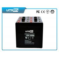 Superior Quality 12V 230ah VRLA Sealed Lead Acid Deep Cycle Battery for Geophysical Manufactures