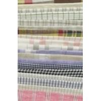 Yarn-dyed ramie fabric.or linen/cotton blendedfabric Manufactures