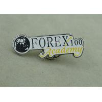 Promotion Enameled Pin , Zinc Alloy Die Casting 3D Police / Military Pin Badges Manufactures