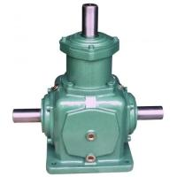 Low Noise Solid Bevel Gear Reducer With Cast Iron , Helical Gear Boxer Manufactures