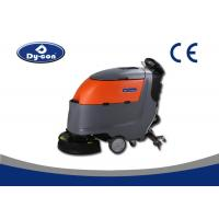 Dycon  Mature Technology 550W Brush Motor Portable Floor Scrubber Dryer Machines Manufactures