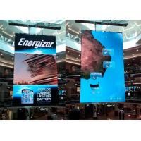 High Brightness Rental LED Display For Office Building / Insurance Company Manufactures