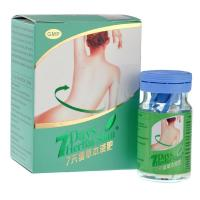 Original 7 Days Herb Slim Herbal Weight Loss Pills With Strong Effect Manufactures