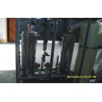Small Salt Water Treatment Equipment 100L/D , Water Desalination Plants Manufactures