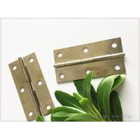 Nickel Polished Heavy Duty Continuous Hinge  Strong Courraged Box Packing Manufactures