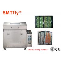Heavy Duty Benchtop PCB Cleaning Machine 0.5Mpa~ 0.7Mpa Air Supply SMTfly-5100 Manufactures
