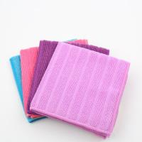 China 2017 China textile BSCI new design easy decontamination easy to wash kitchen towel microfiber for kitchen dish cloth on sale