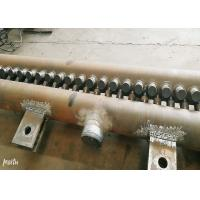 China High Pressure Natural Circulation Steel Boiler Manifold Headers For Power Plant on sale