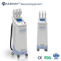 new design ce approved vertical big energy 60J best cooling -5℃-0℃ three handles hair removall ipl laser machine Manufactures