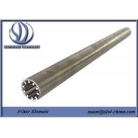 Chemistry Power Stations Process filtration Wedge Wire Candle Filter Screen Manufactures