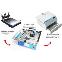 China SMT Pick And Place Equipment 2500w Solder Reflow Oven With Surface Mount Technology​ on sale