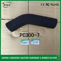 Buy cheap Rubber Flexible Excavator Hose / komatsu excavator spare parts from wholesalers