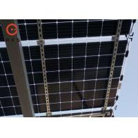 24V N Type Flexible Monocrystalline Solar Panel 380W High Fire Safety Class Manufactures
