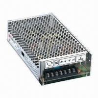 Switching Power Supply, Single Output with Overload and Over-voltage Protections Manufactures