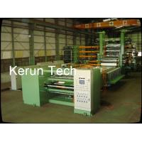 Quality High Output Skinning / Crust PVC Foam Board Machine Extrusion Line for sale
