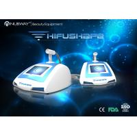 Buy cheap Portable Slimming HIFU Machine AC220V 50Hz / AC110V 60Hz For Medical from wholesalers
