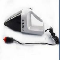 Automobile Small Handheld Vacuum Cleaner White Color Ce Rohs Certificated Manufactures