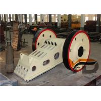 High Manganese Steel Crusher Spare Parts Jaw Crusher Tooth Swing And Fixed Jaw Plates Manufactures