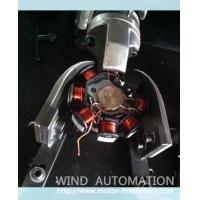 China Motorcycle Magneto Engine  Generator Stator winding machine Coil winder WIND-MW-4 on sale