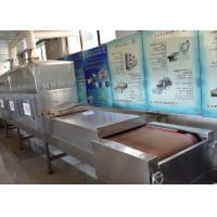 China Industrial Fruit And Vegetable Drying Equipment 380v 50hz With Microwave Box on sale