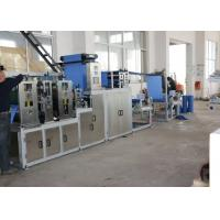 Buy cheap Full Automatic Non Woven Cloth Making Machine With Effective Motor Industrial from wholesalers