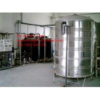 China Smart ro water purification machine with automatic appareil de distillation system on sale