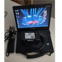 China Jaguar and Land Rover VCI full set of Automotive Diagnostics  (Genuine tool) with Pansonic CF-53 Laptop With v149 softwa on sale