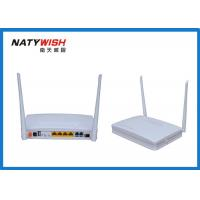 Auto - Configuration EPON ONU Modem , Triple Play ONU Modem With Wifi Router Manufactures