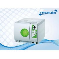 Medical Class B Vacuum Drying Autoclave Steam Sterilizer With Mini Printer For Clinic Manufactures