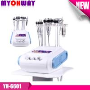 China Unoisetion+Sexutpolar Rf Vacuum+Bipolar +Quadrupole +Dermabrasion+Spray+Photon on sale