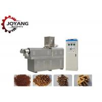 Twin Screw Conveyor Floating Fish Feed Extruder Machine Fully Automatic Manufactures