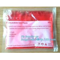 on-toxic plastic material gel ice pack, Refrigerated cooler bags, ice eutectic gel bag for fresh food and beverage, GEL Manufactures