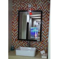 Factory price 32,42 magic mirror tv,magic mirror ad player,magic mirror advertisement for washing room/spa room Manufactures