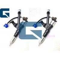 Denso Diesel Common Rail Injector 23670-E0351 095000-5215 For P11C Engine Manufactures