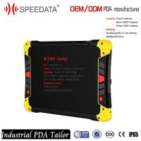 China Two SIM Card USB Host Android 8 Inch Tablet With 13.56Mhz NFC RFID Reader on sale