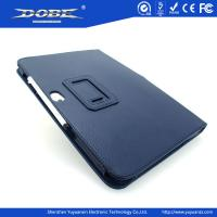Upstanding PU leather case for Samsung Tab 5100 Manufactures